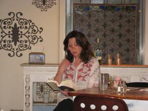 Jill McCorkle reading from Life After Life