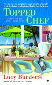 Topped Chef - Cover