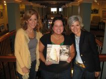 lisa patton, me, susan g gilmore