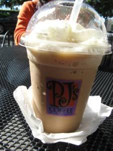 pjs coffee
