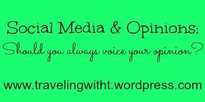 social media opinions fb