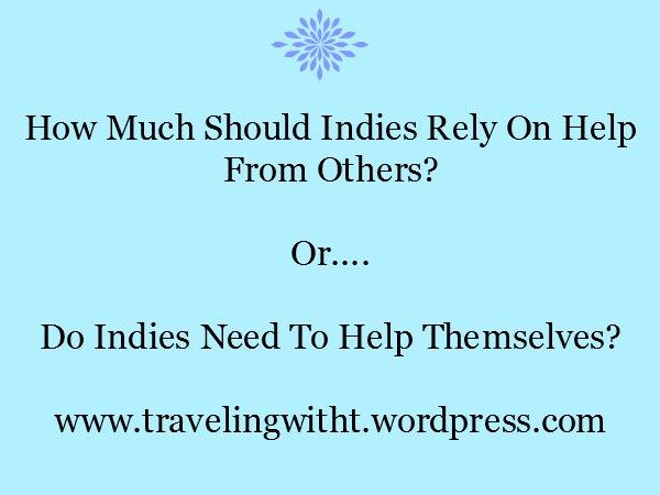 do indies need to  help themselves