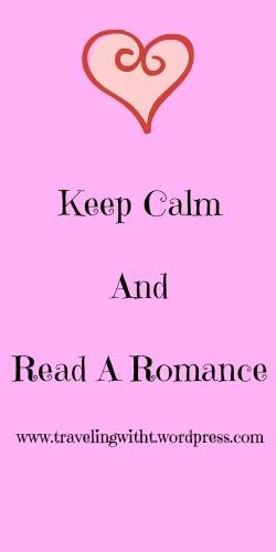 keep calm and read a romance twt