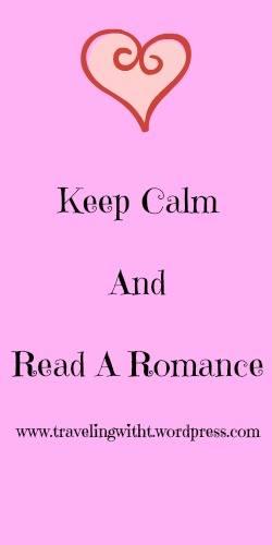 keep calm and read a romance twt