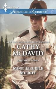 Most Eligible Sheriff by Cathy McDavid