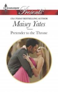 Pretender to the Throne by Maisy Yates