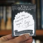 Signed BookPlate from Gigi