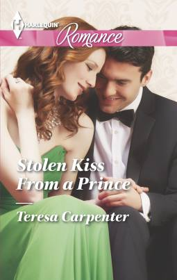 Stolen Kiss from a Prince