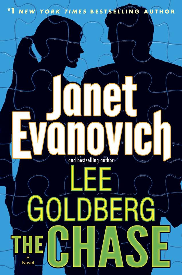 the chase by evanovich and goldberg