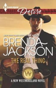The Real Thing Brenda Jackson