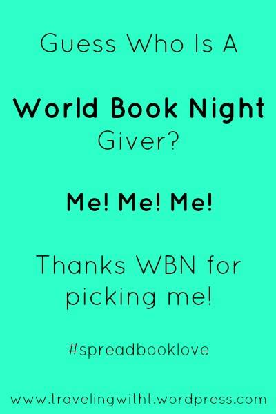 world book night giver