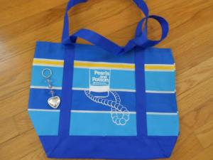 pearls and poison tote