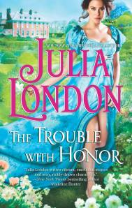 Trouble With Honor cover