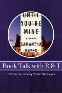 Book Talk With R and T