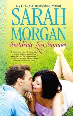 Suddenly Last Summer Sarah Morgan