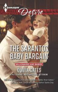 The Sarantos Baby Bargain Olivia Gates