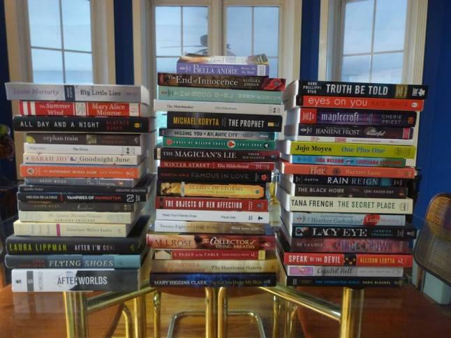 bea 2014 book haul