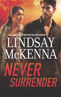 never surrender by lindsey mckenna
