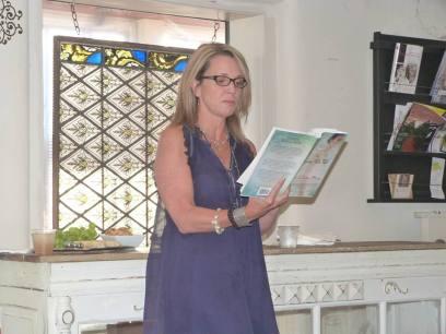 Patti Callahan Reading 1