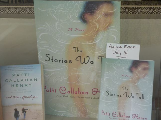 The Stories We Tell Display