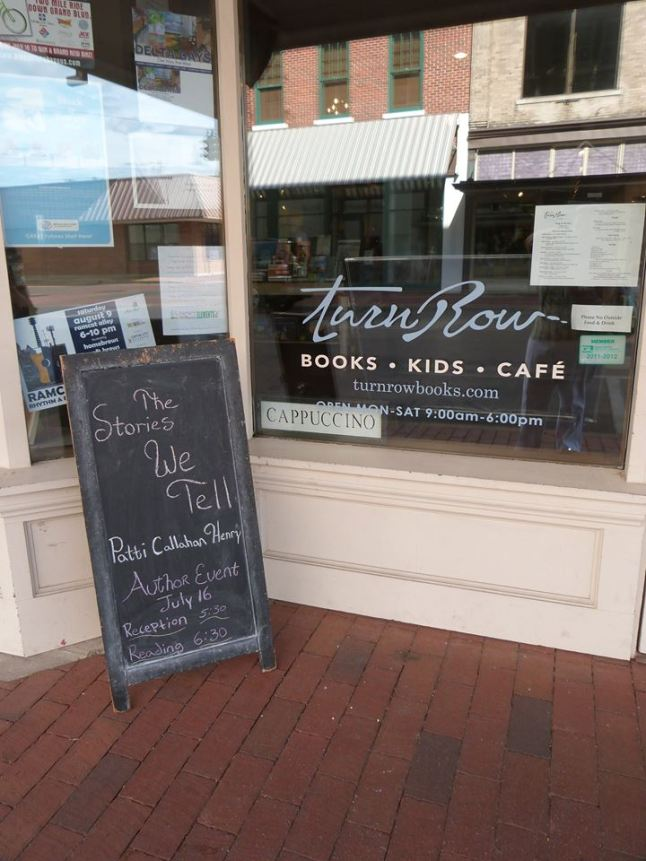 TurnRow Books