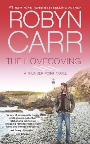 The Homecoming by Robyn Carr #travelingwitht #romance #harlequin