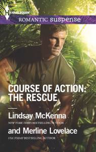 Course of Action The Rescue by Lindsay McKenna
