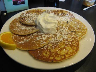 Pancakes @ The Pancakery