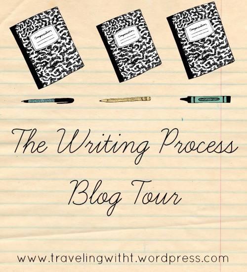 The Writing Process Blog Tour 1