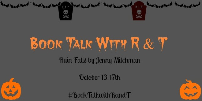 Book Talk with R and T spooky