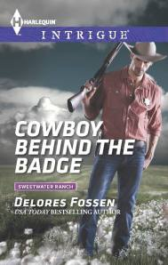 Cowboy Behind the Badge #justcantgetenough #ruggedcowboys #harlequin