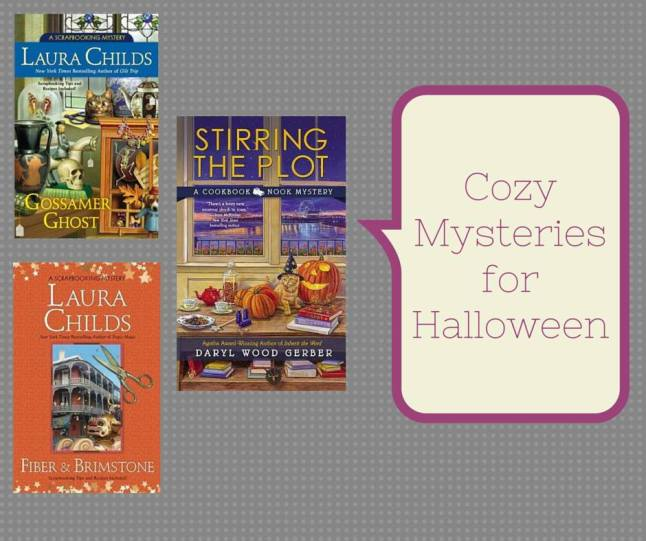 Cozy Mysteries for Halloween 1