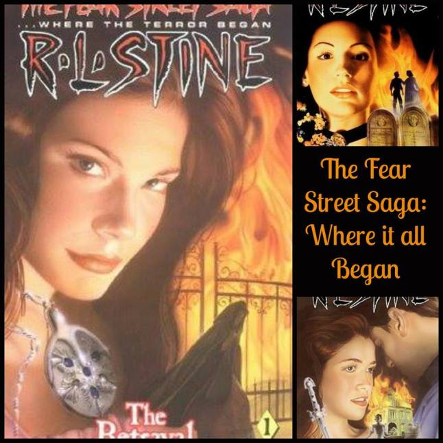 Fear Street Saga Where It all Began