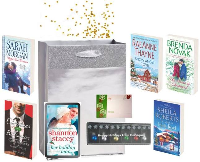Harlequin Holiday Prize Pack