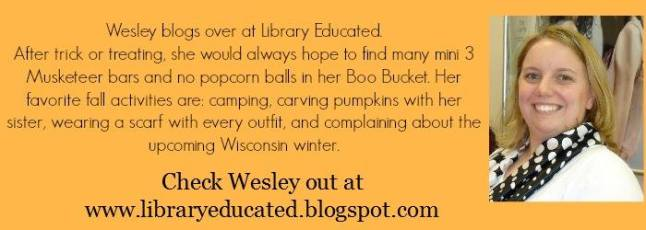 Wesley Library Educated Footer