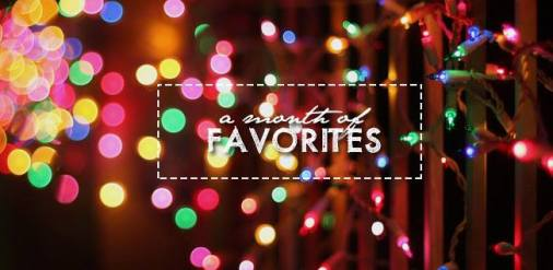 a month of favorites event GirlXoxo