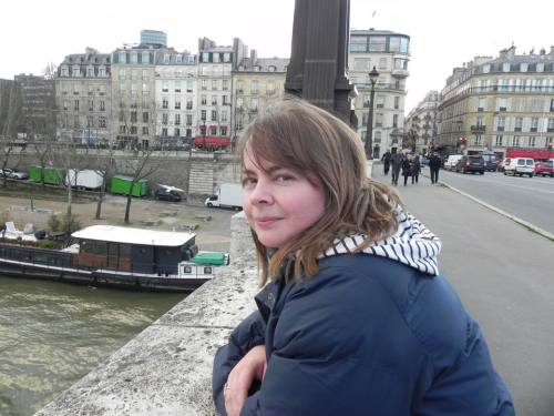 Imogen Robertson, author of THE PARIS WINTER
