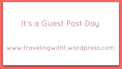 It's a Guest Post day