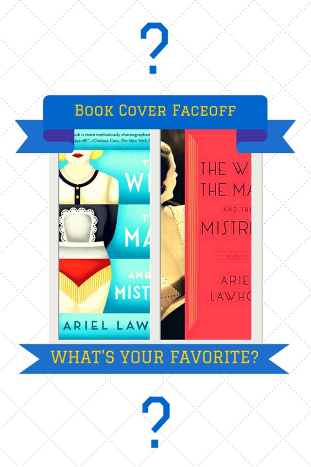 The Wife The Maid and the Mistress Book Cover Faceoff