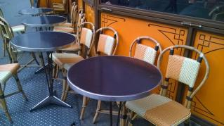 cafe table laura s guest post