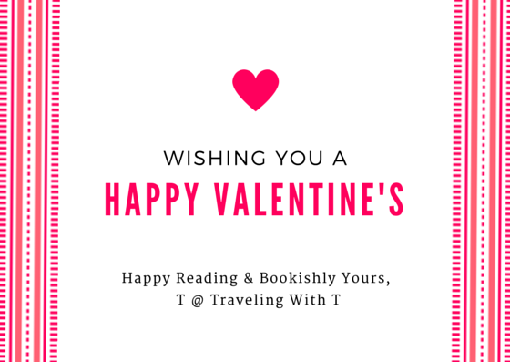 Happy Reading & Bookishly Yours, T @