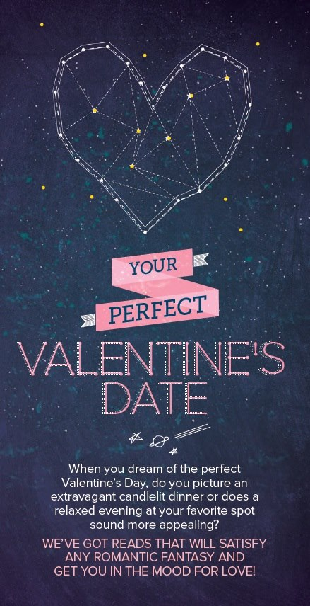 your perfect v-day