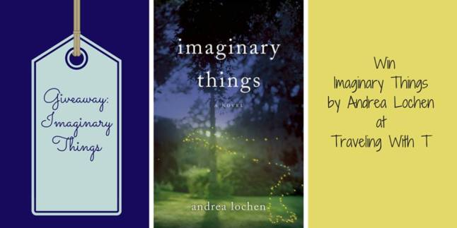 Giveaway Imaginary Things