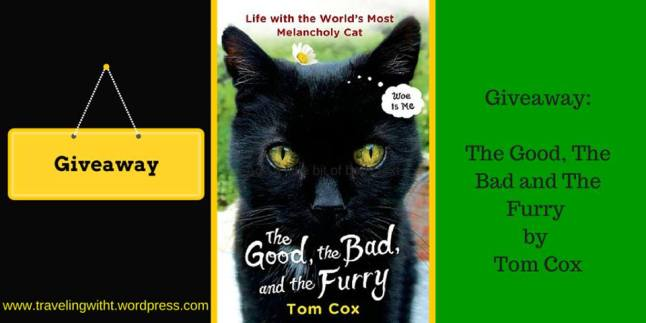 Giveaway The Good The Bad and The Furry