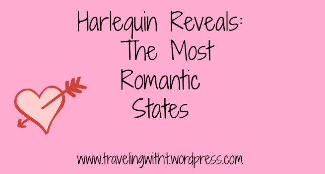 Harlequin Reveals the most romantic states