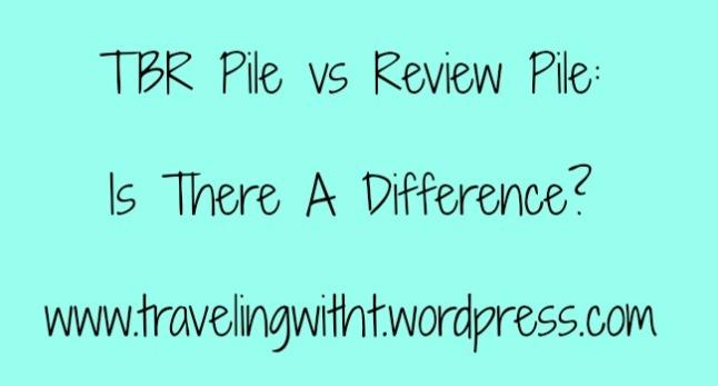 TBR vs Review pile