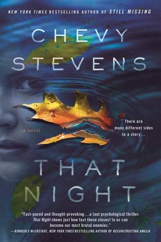 That NIght by Chevy Stevens PB