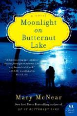 Moonlight on Butternut lake by mary mcnear