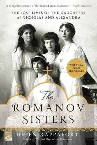 The romanov sisters PB June 16