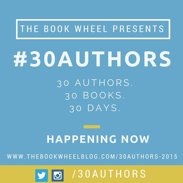 #30Authors Happening Now 1